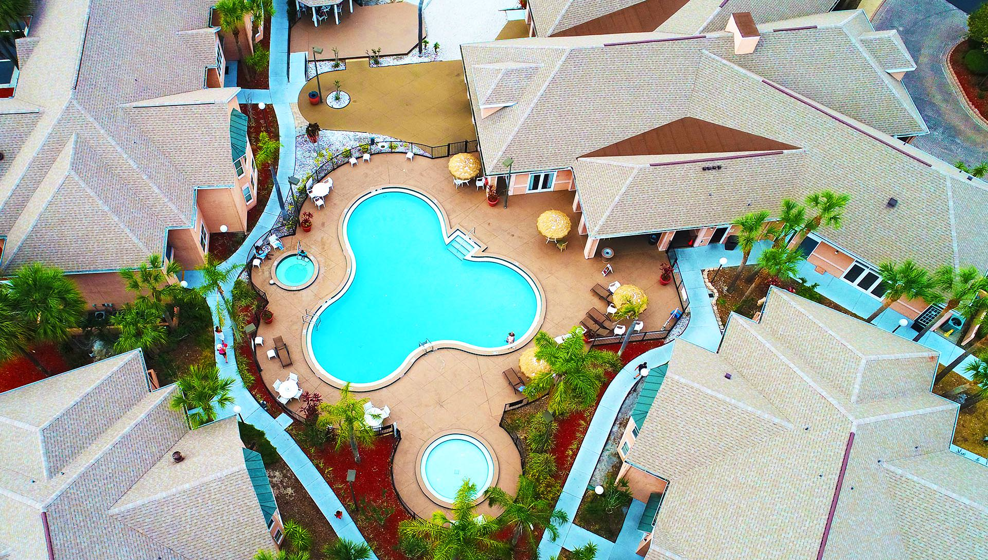 areal-Disney-Condo-with-Pool-just-outside-door - disney