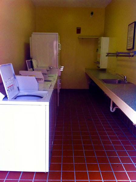 Laundry-room - disney